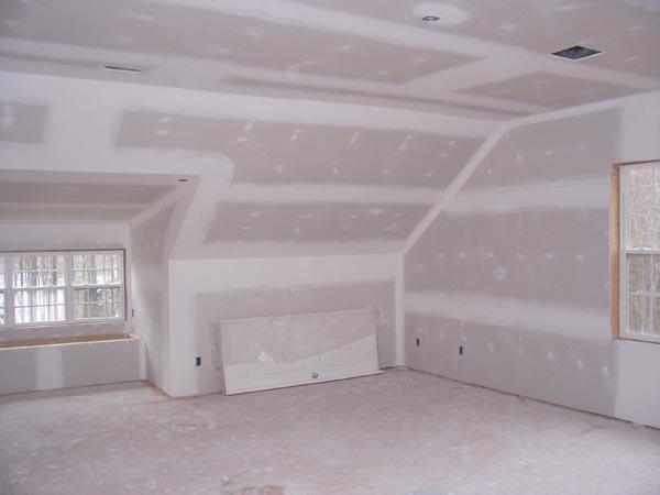 Гипсокартон в проведении ремонта жилища